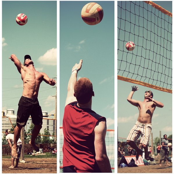 Volleyball Triptych.jpg
