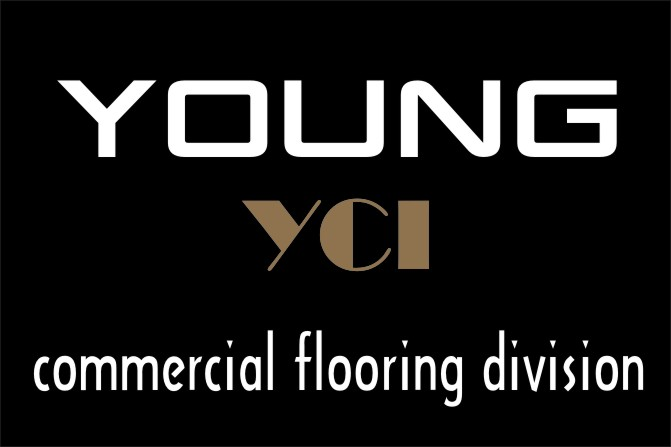 Young Carpet Logo with lettering